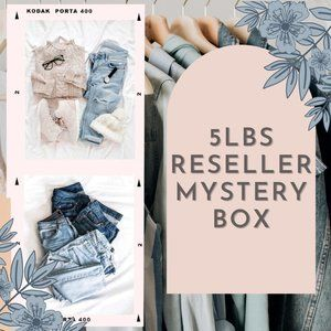 Large Reseller Inventory Mystery Box